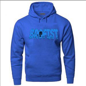 Brofist Pewdiepie Merch Light Blue Hoodie