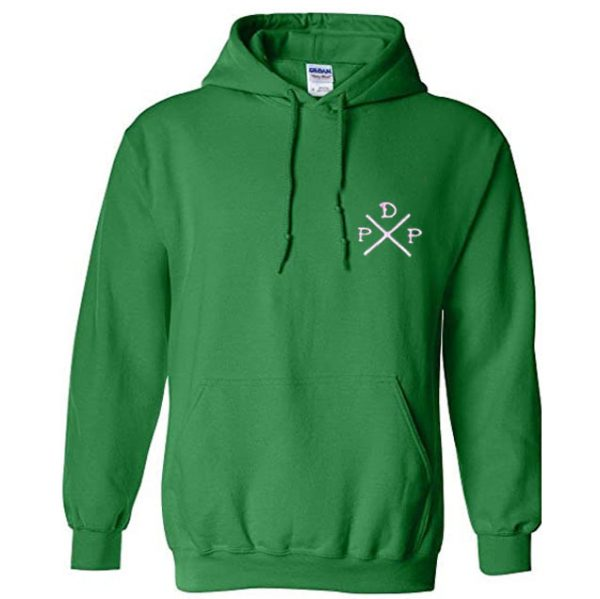 Short Logo Pewdiepie Merch Green Hoodies