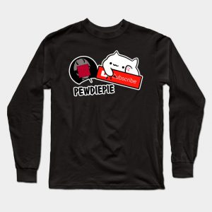 Smash subscribe! Long Sleeve T-Shirt