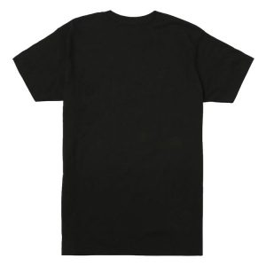 black color with white text logo pewdiepie merch T-shirt 2