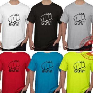 Brofist Pewdiepie Bruits T Shirt Free Shipping multicolor