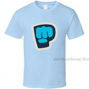 Pewdiepie Brofist Gammer Video Game Youtube T Shirt Gift New From US 100% cotton men T shirt